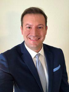 Portrait of Dr. Chepke, a Tardive Dyskinesia treatment expert