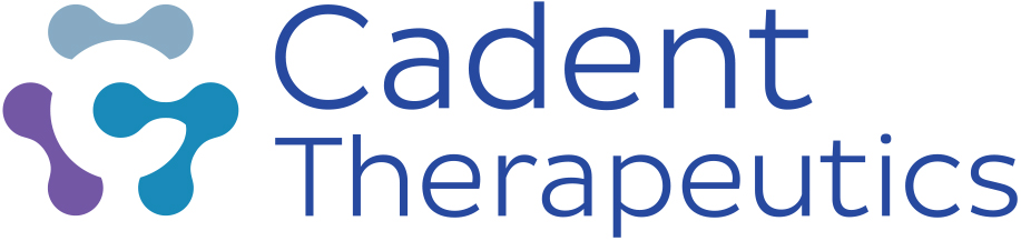 Logo for Cadent Therapeutics